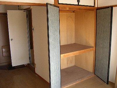 富田ハイツ 307号室の収納