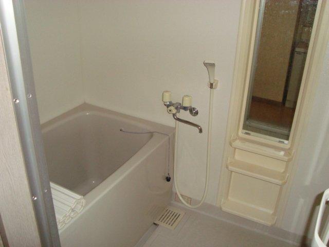 ラメゾンドゥソレイユ 101号室の風呂