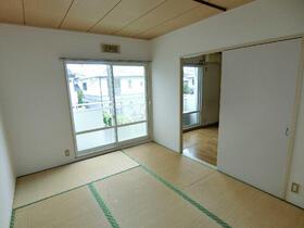 サンシティ二の宮 C202号室のキッチン