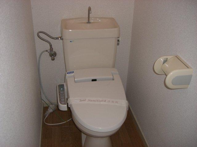 レジデンス伊藤 00202号室のトイレ