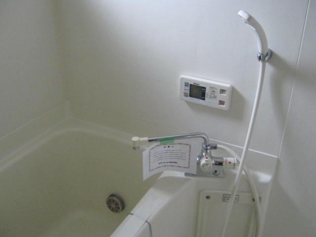 ヴェルデ・ジャルディーノB 205号室の風呂