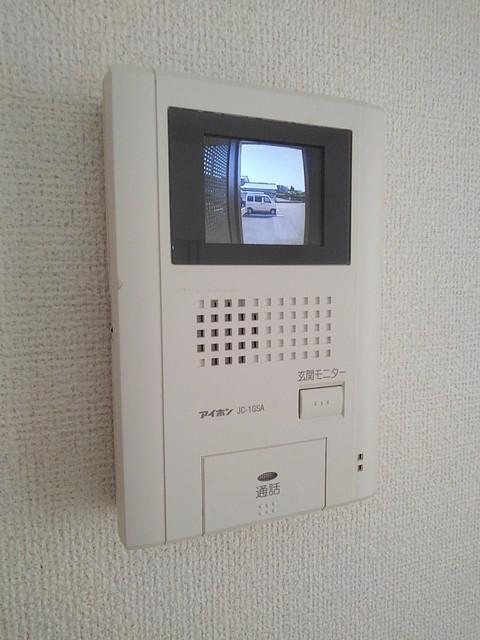 プリムローズ イースト 01020号室のセキュリティ