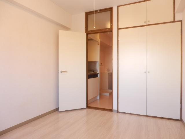 マンション関口 303号室のベッドルーム