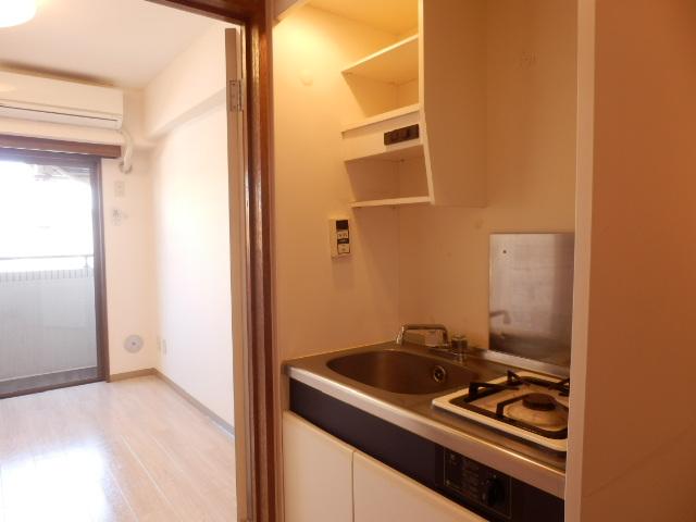 マンション関口 303号室のキッチン
