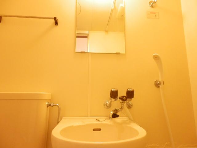 マンション関口 303号室の洗面所