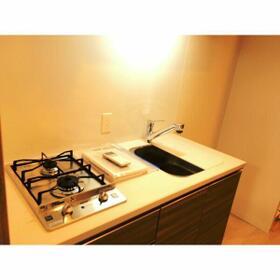 ブランシエスタ泉 1503号室のキッチン