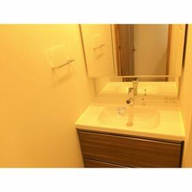 ブランシエスタ泉 1503号室の洗面所