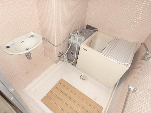 三共ビル 302号室の風呂