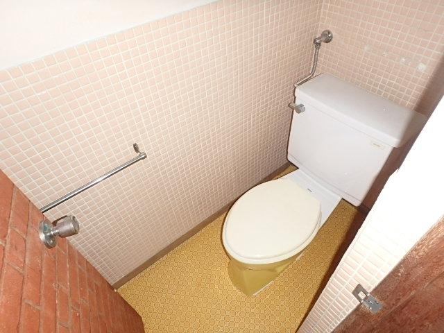 三共ビル 302号室のトイレ