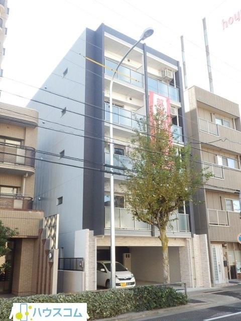 ウィングコート徳川外観写真