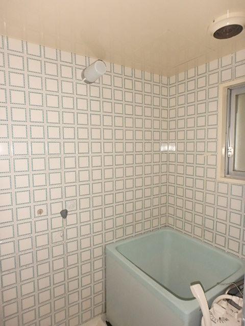 オーシマビル 402号室の風呂