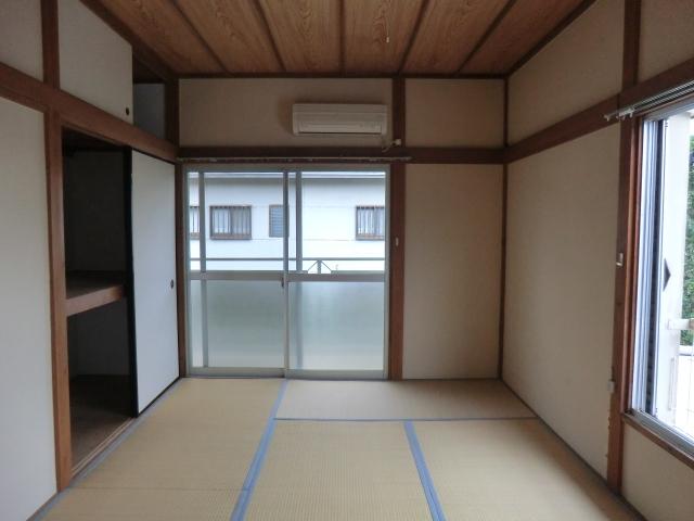 井上ハイツ 205号室のキッチン
