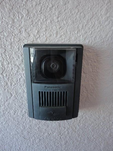 グランシャリオ 301号室のセキュリティ