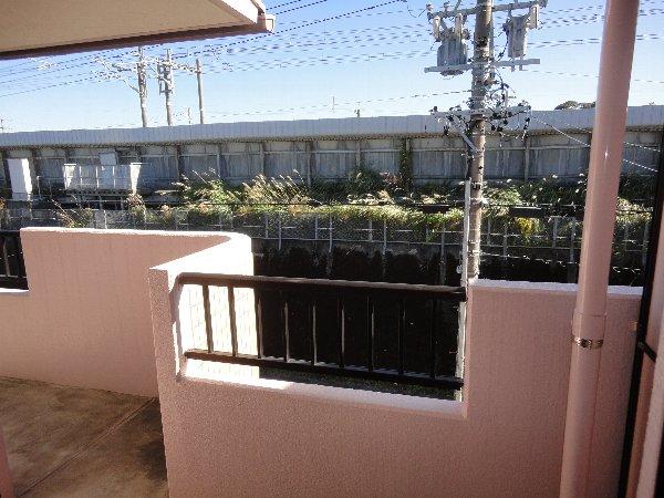 グランシャリオ 301号室の景色