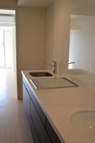 Monte Verde Tokiwada 504号室のキッチン
