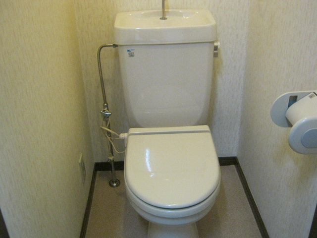 マルシィ熊谷 103号室のトイレ