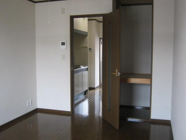 マルシィ熊谷 103号室の収納