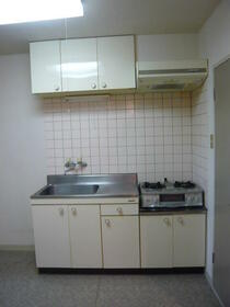 シティパル 202号室のキッチン