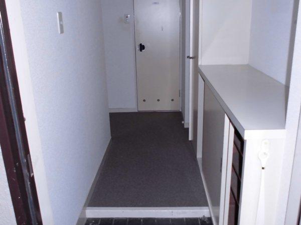 宝東起ハイツ 211号室の玄関