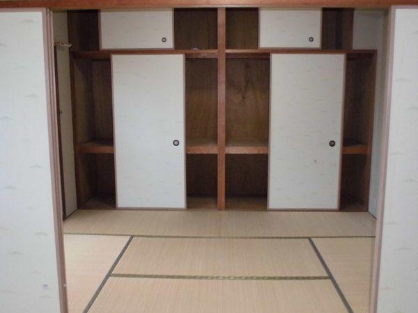 宝東起ハイツ 211号室の収納