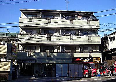 菊繁第二ビル外観写真