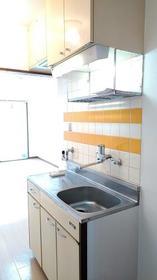 メゾン・ド・テルトル 0406号室のキッチン