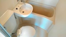 メゾン・ド・テルトル 0406号室の風呂