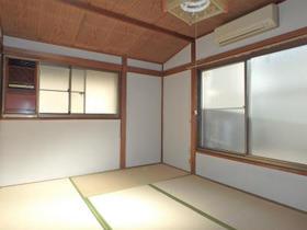 三原ハウス 201号室の居室