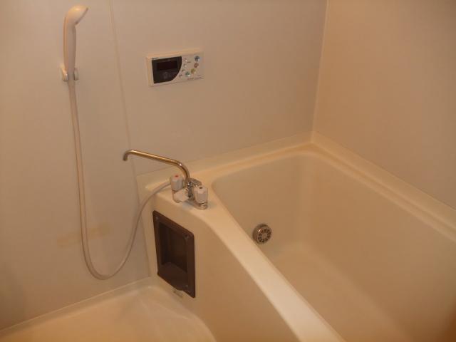 朋友レジデンス 405号室の風呂