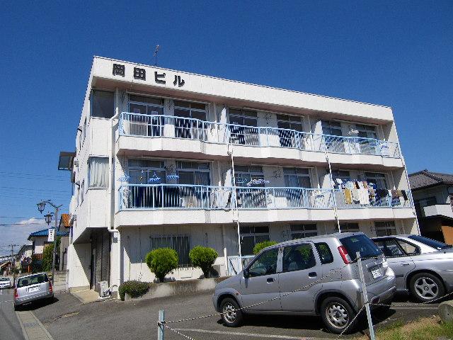 岡田ビル 302号室の外観