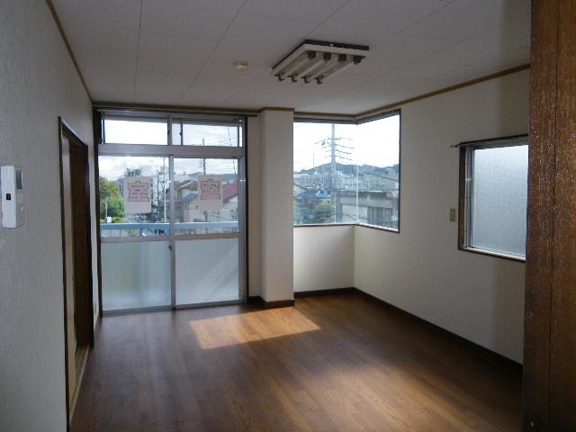 岡田ビル 302号室の風呂