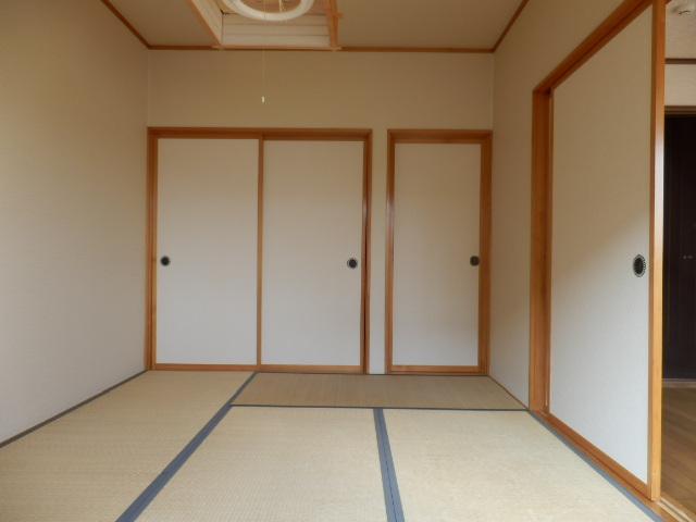 コンフォートYOU 201号室の景色