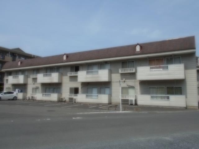 サニーハイツ原口B 202号室の駐車場