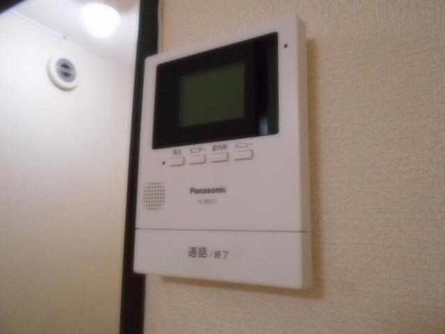 サニーハイツ原口B 204号室のセキュリティ