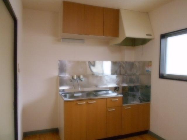 サニーハイツ原口B 204号室のキッチン