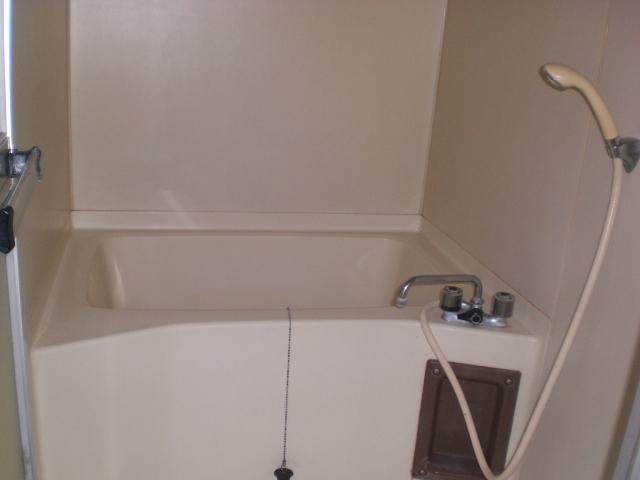 ホワイトピアあけぼの 102号室の風呂