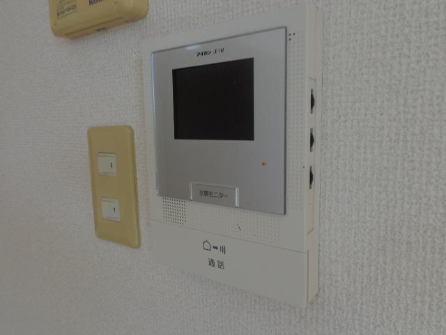 高砂ハイツ石原1 102号室のセキュリティ