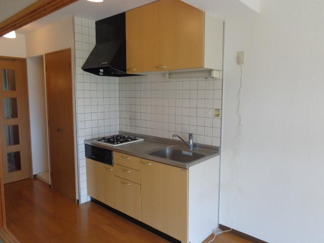 高砂ハイツ石原1 102号室のキッチン