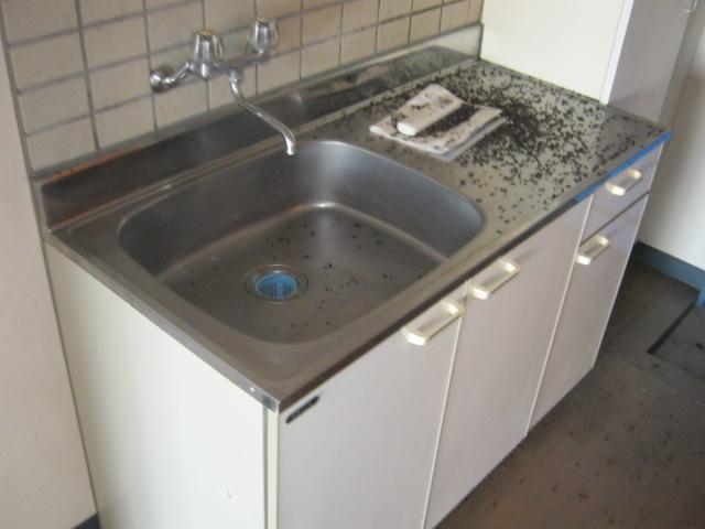 メゾン・ラ・リヴェール 307号室の風呂