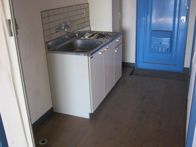 メゾン・ラ・リヴェール 307号室の洗面所