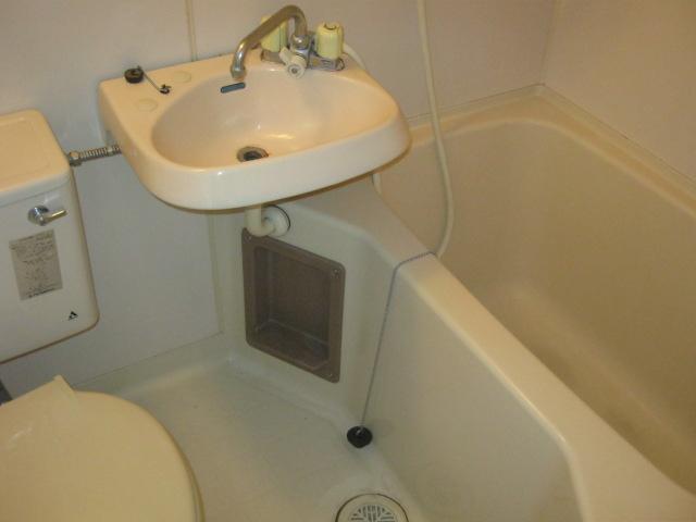 メゾン・ラ・リヴェール 307号室のトイレ