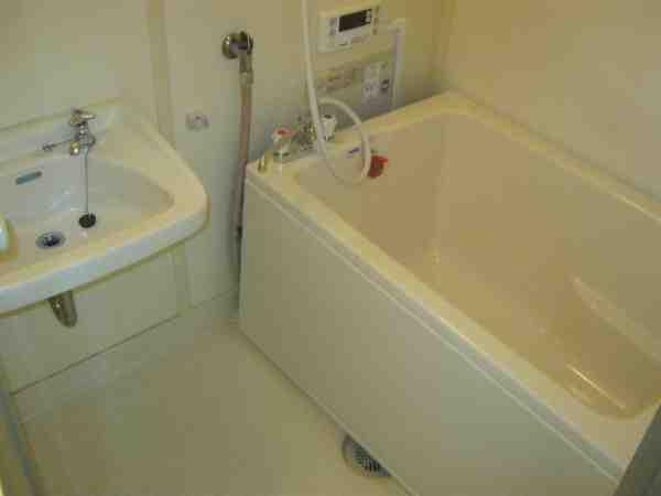 パールハイツ宮町 101号室の風呂