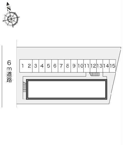 レオパレスNB 101号室のその他