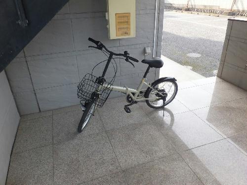 レオパレスプリマベーラⅡ 201号室の駐車場