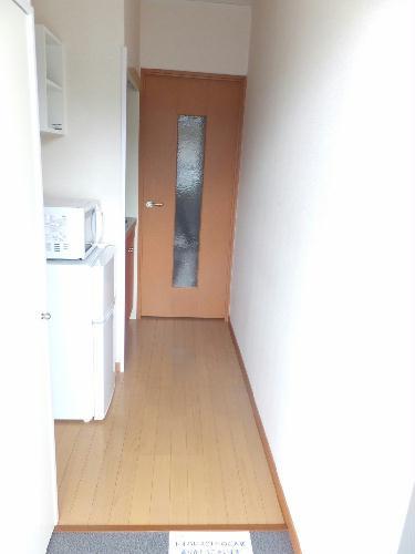 レオパレスEase 22 104号室のキッチン