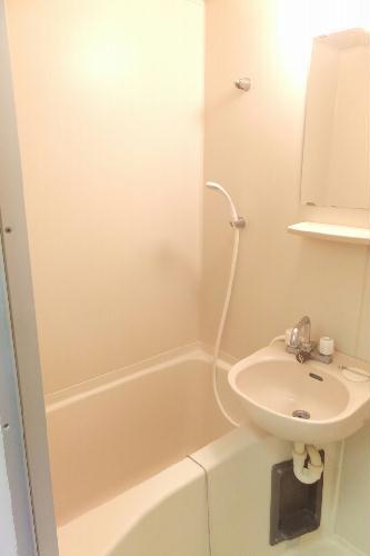 レオパレス伊勢崎第2 101号室の風呂