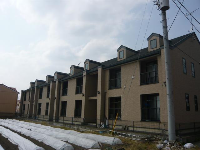 コンパートメントWクエストⅡ 1202号室の外観