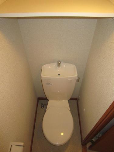 レオパレスサンブルー 108号室のトイレ