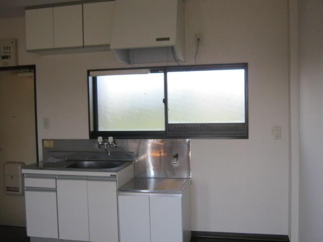 ARAIコーポ 101号室のキッチン