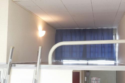 レオパレスNB 109号室の収納